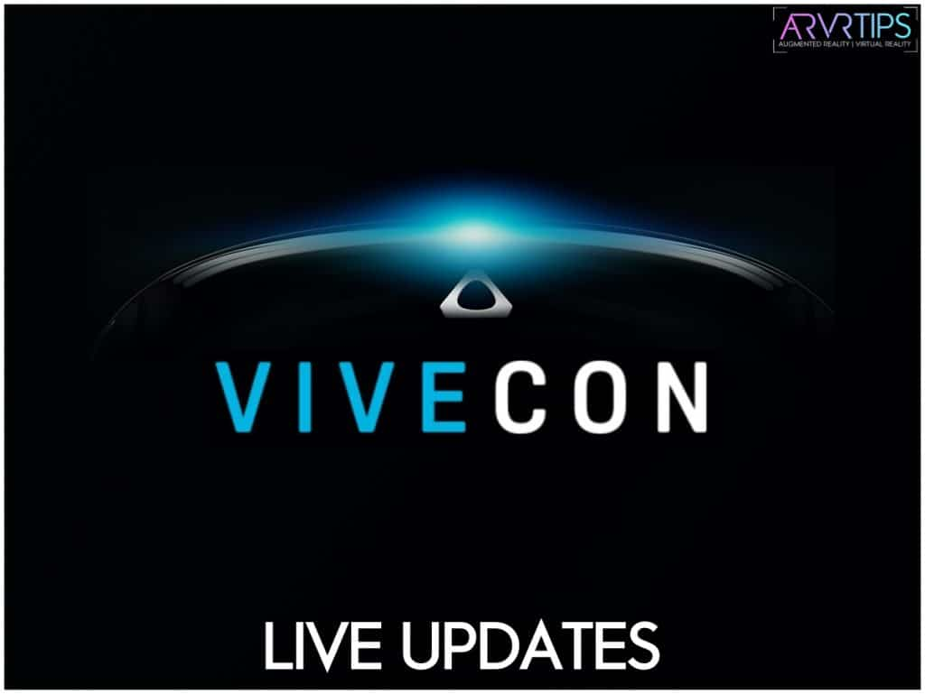 vivecon livestream updates 2021