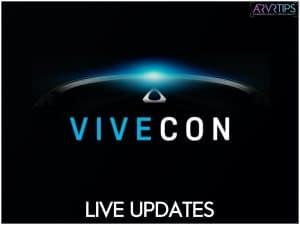 vivecon livestream updates 2021