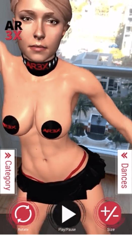 ar3x ar porn game