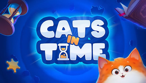 cats in time new ar game