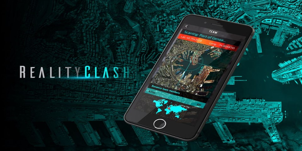 reality clash new ar game