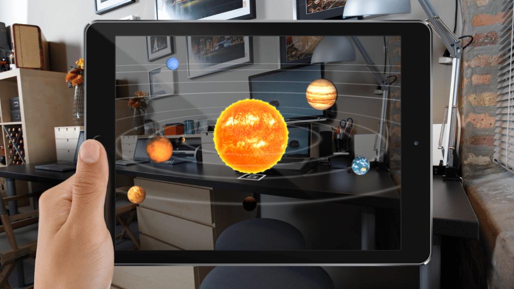 solar ar solar system