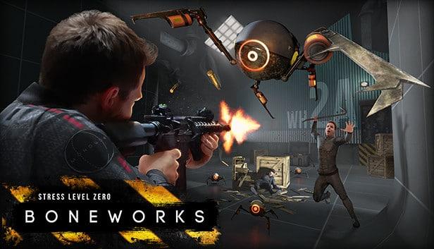 how to install boneworks vr mods