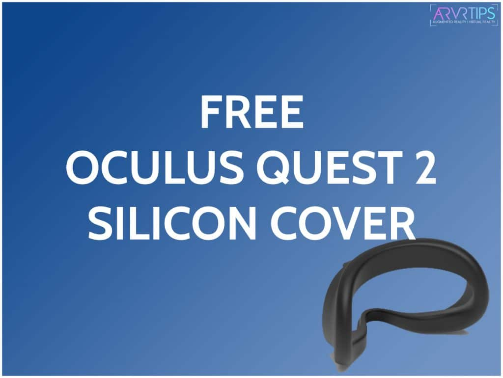 how to request a free oculus quest 2 silicon cover