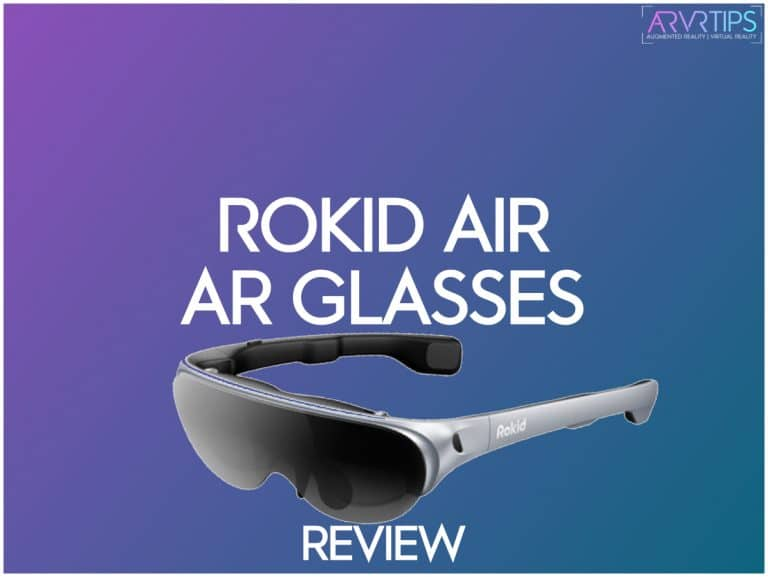 Rokid Air AR Glasses Review: 120″ TV in Your View