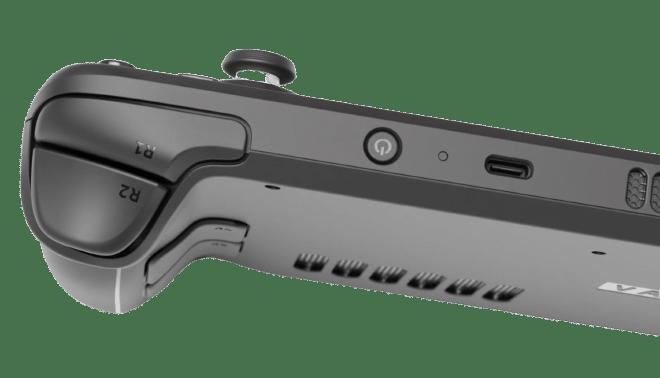 steam deck top trigger buttons