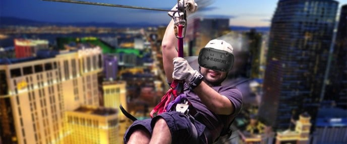 VR in Las Vegas: The Top 10 Experiences to Check Out