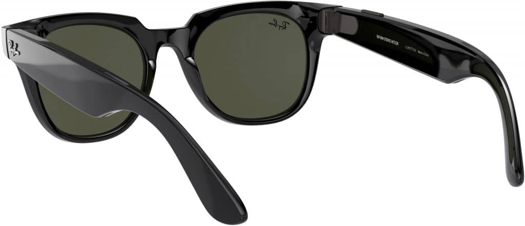 ray-ban stories meteor back