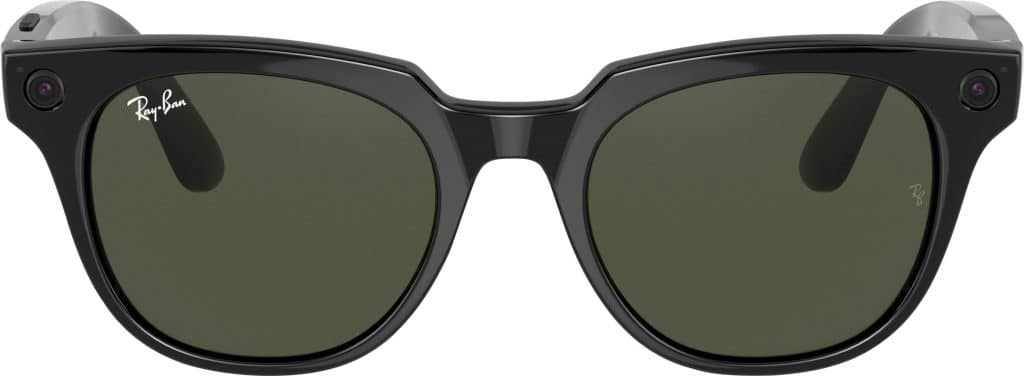 ray-ban stories meteor front