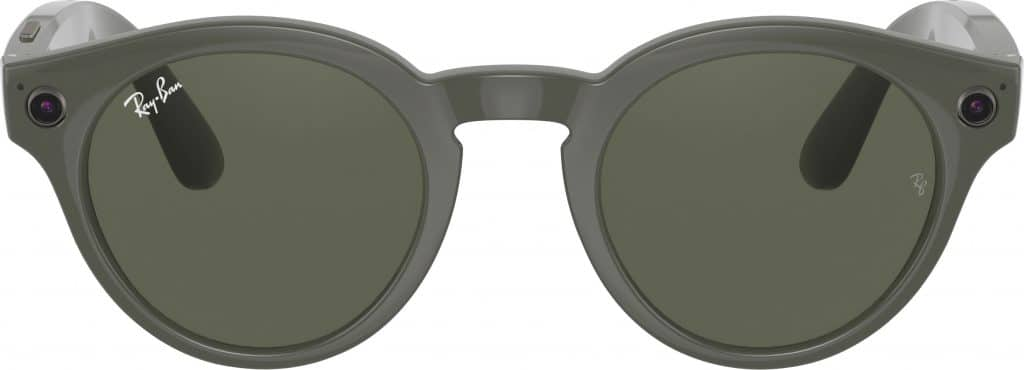 ray-ban stories round front