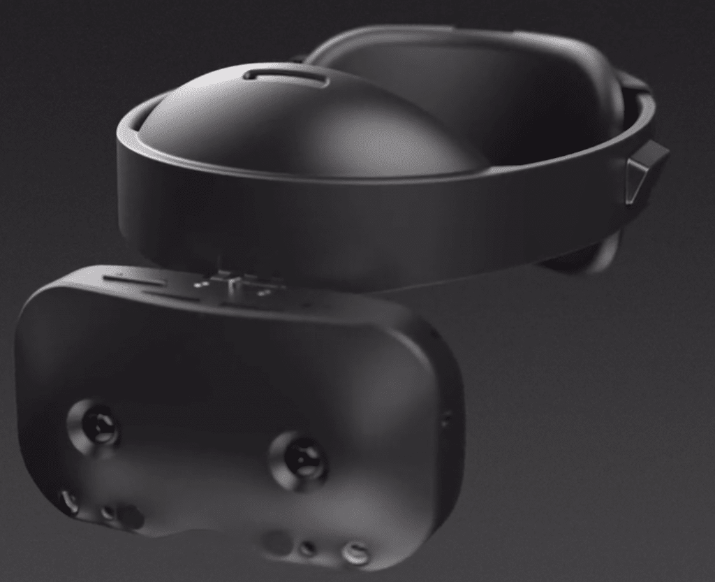lynx r1 headset promo shot